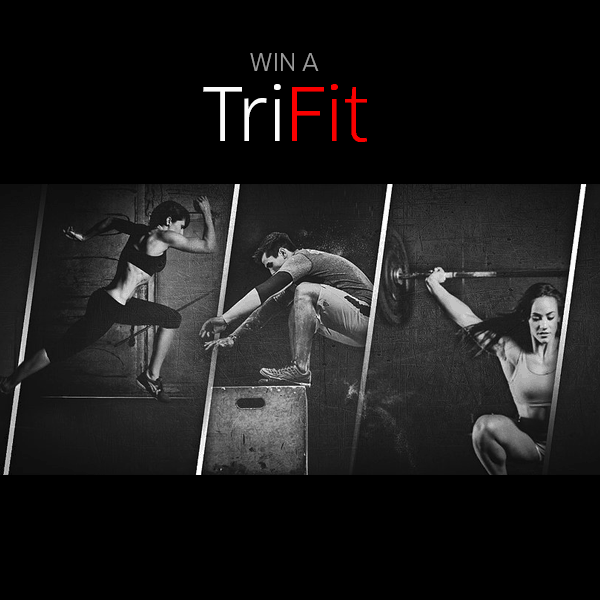 WIN A 1 MONTH TRIFIT MEMBERSHIP